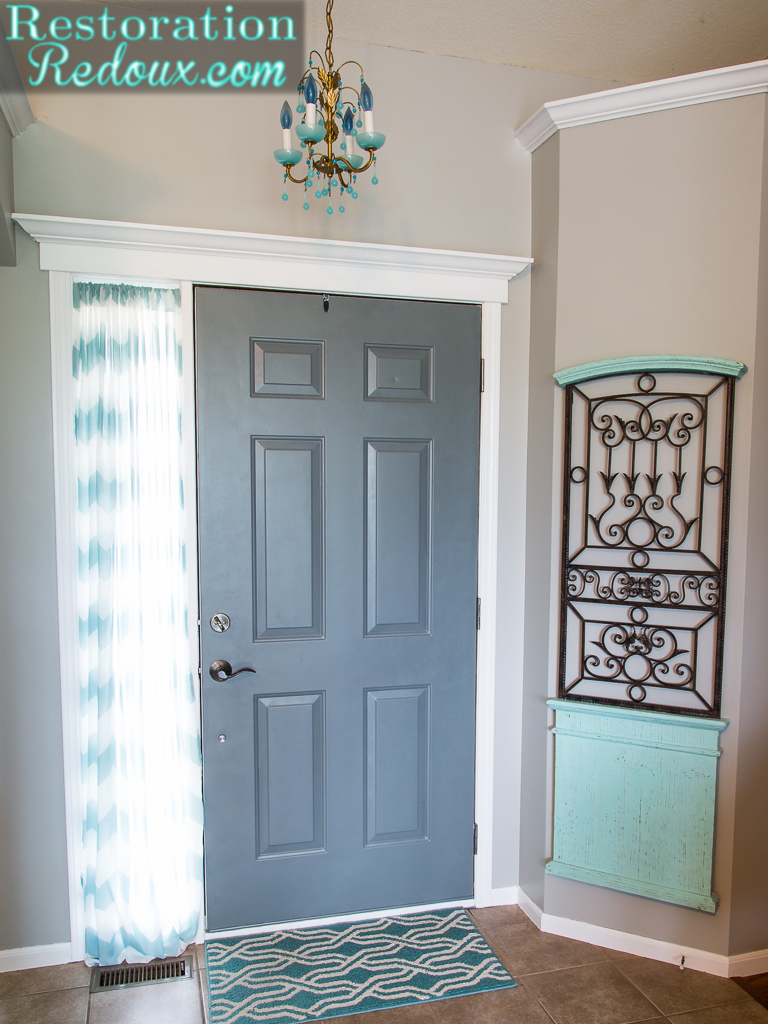 New Entryway Makeover