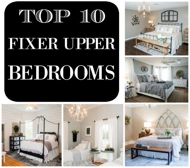 Fixer Uper: Top 10 Fixer Upper Bedrooms