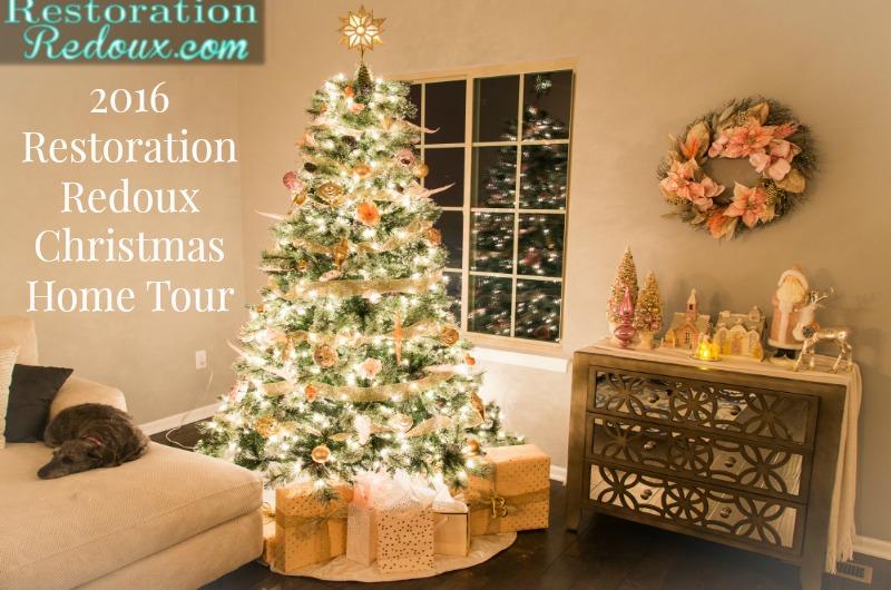 2016 Christmas Home Tour