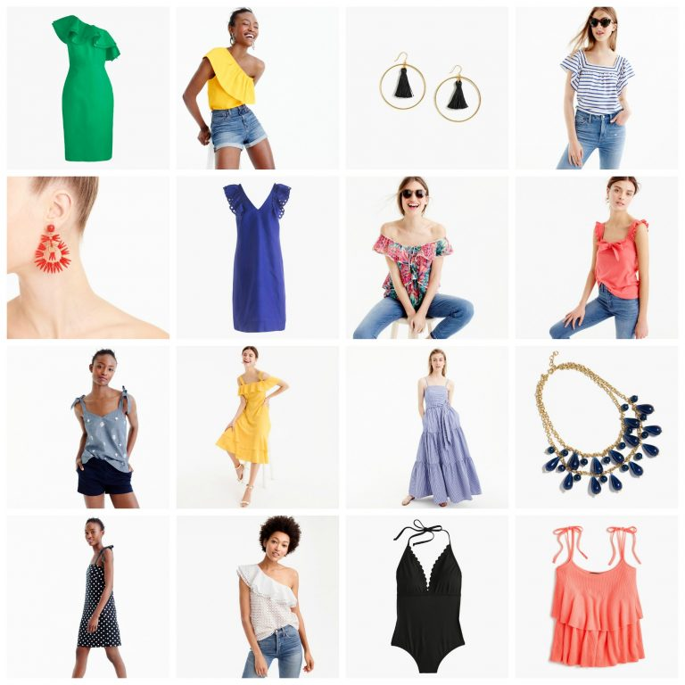 Check Out This J. Crew Summer Sale