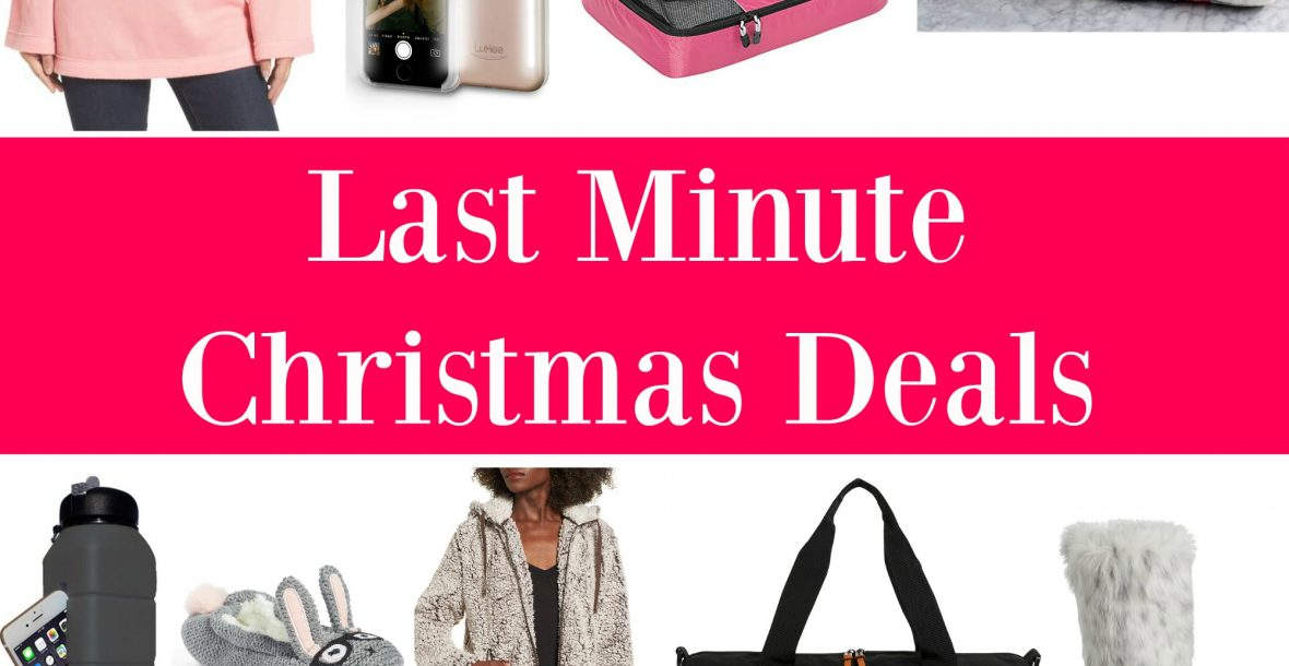 Last Minute Christmas Deals