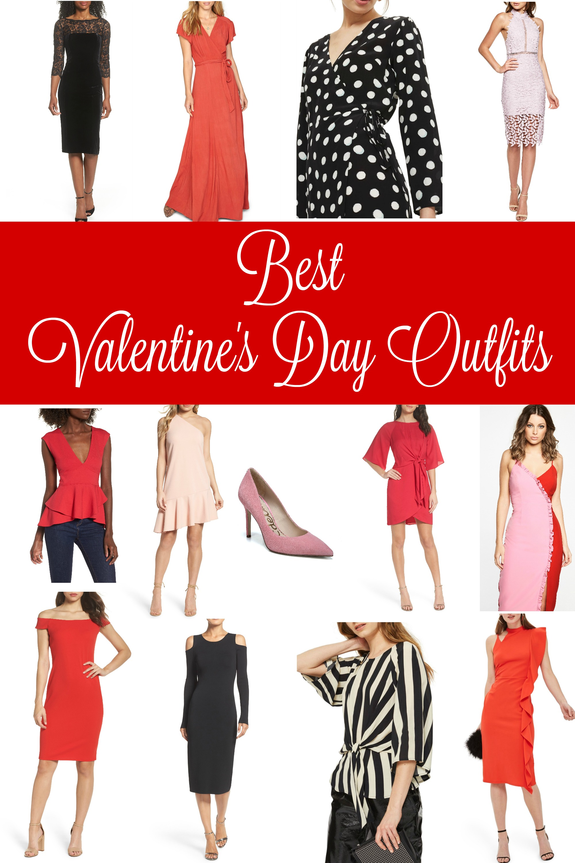 Valentineu0026#39;s Day Outfit Ideas - Daily Dose Of Style