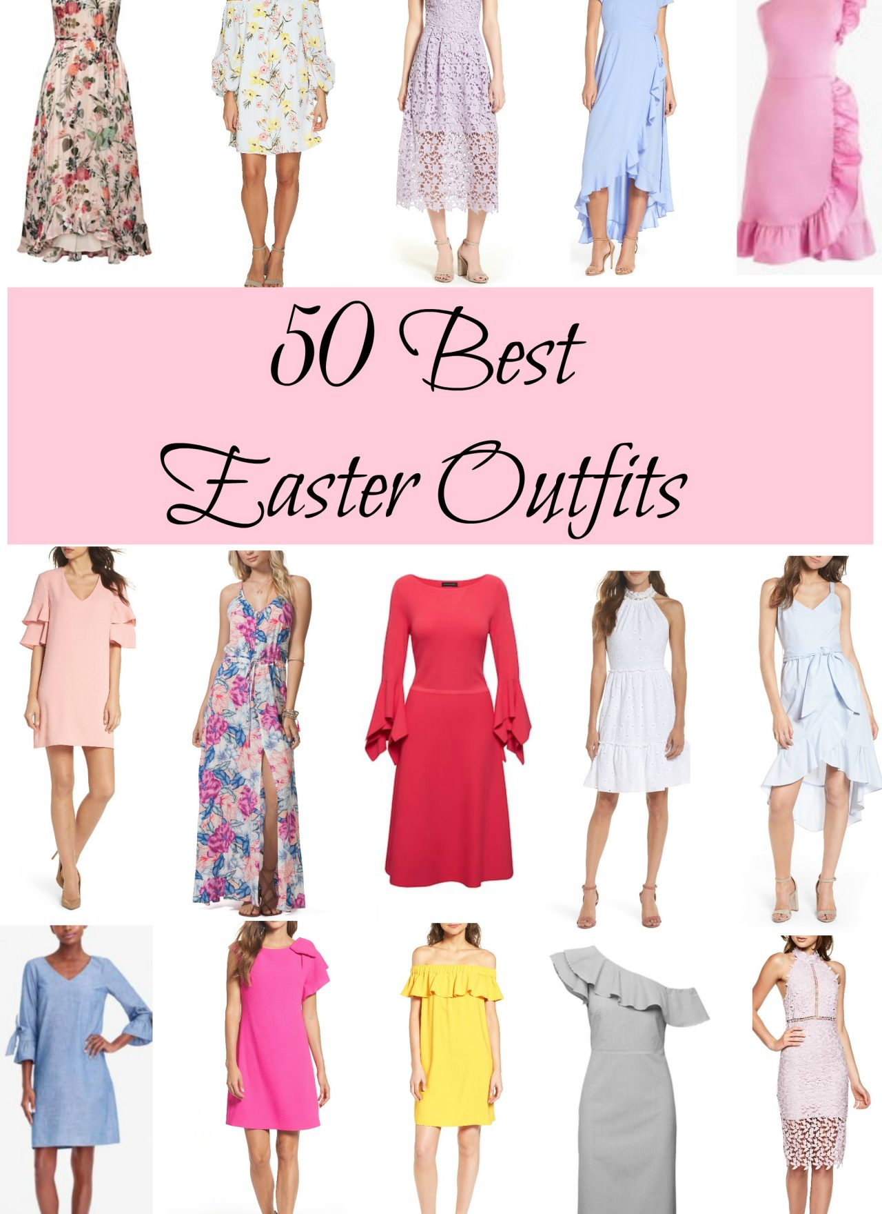 50 Best Easter Outfits