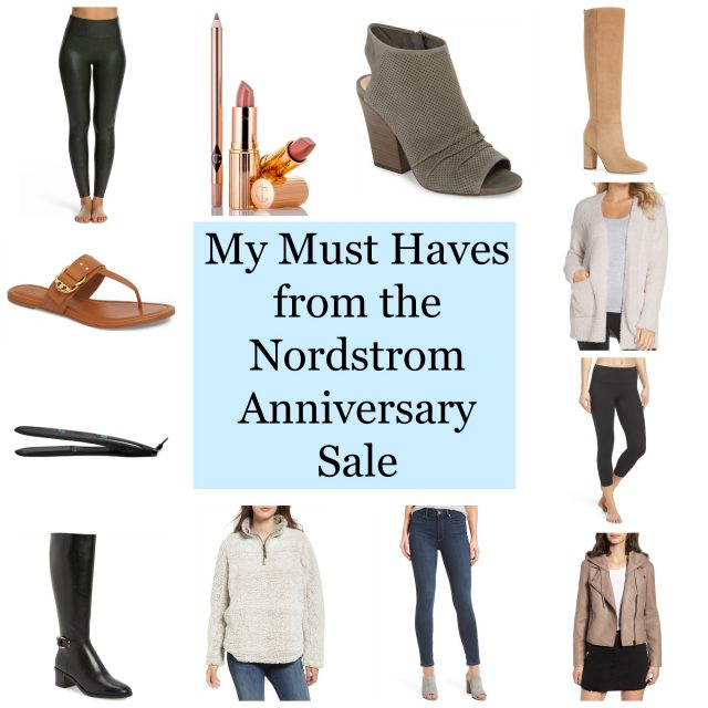 My Must Haves of the Nordstrom Anniversary Sale