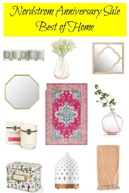Best of Nordstrom Home Sale