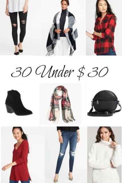 30 Under $30 Volume 4