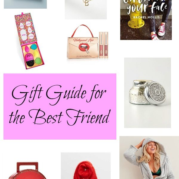 Gift Guide for the Best Friend