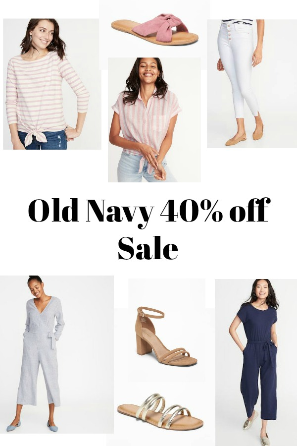 5491ca93da063 Old Navy 40% off Sale - Daily Dose of Style