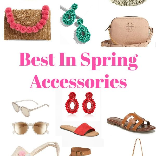 Best in Spring Accessories