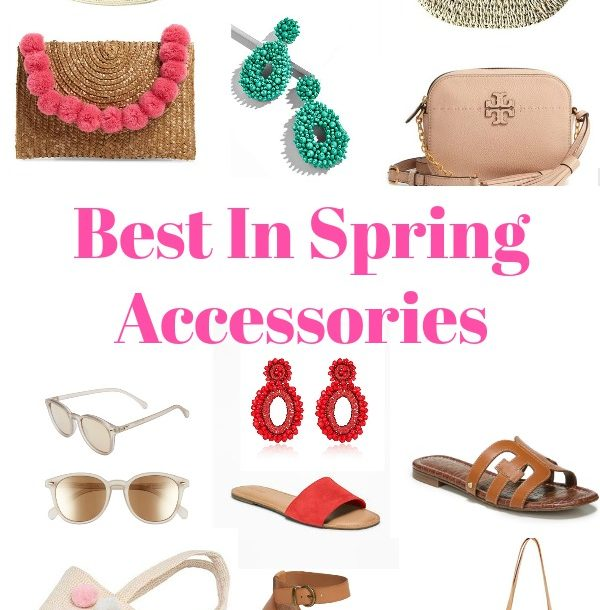 Best in Spring Accessories