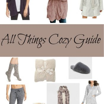 All Things Cozy Guide