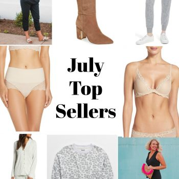 July Top Sellers