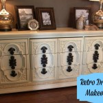 Throwback Thursday #1 (Retro Ivory Dresser)