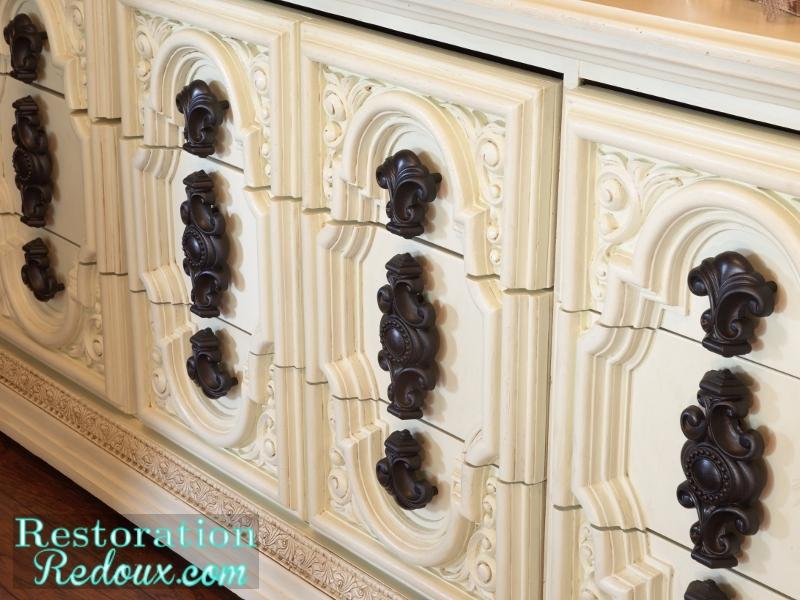 www.restorationredoux.com - White Dresser