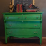 www.restorationredoux.com - Green Dresser