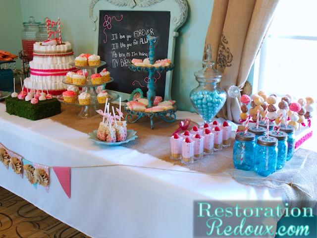 Dessert Table Pic 2