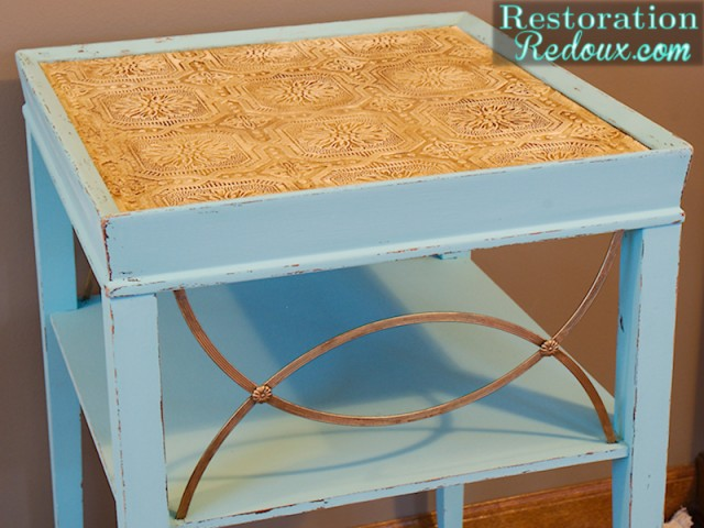 Ashley Furniture Faux Marble Coffee Table