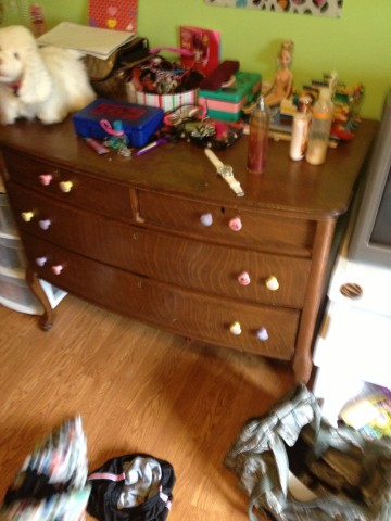 Dresser Before Pic