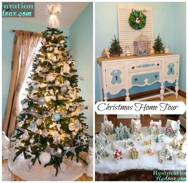 Restoration Redoux Christmas Home Tour