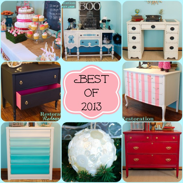 Restoration Redoux's Best of 2013