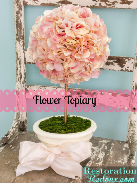Flower Topiary