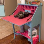 A Break Up Letter (and a vintage secretary makeover)