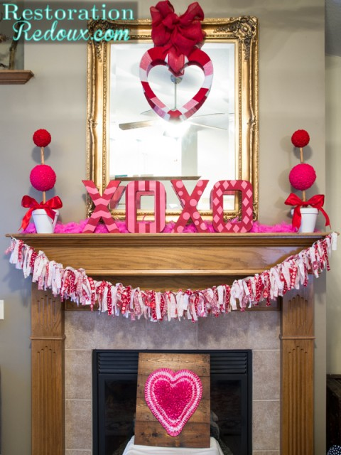ValentineMantel