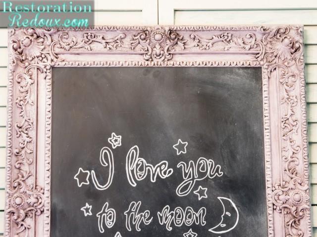 ChalkyFinish Chalkboard