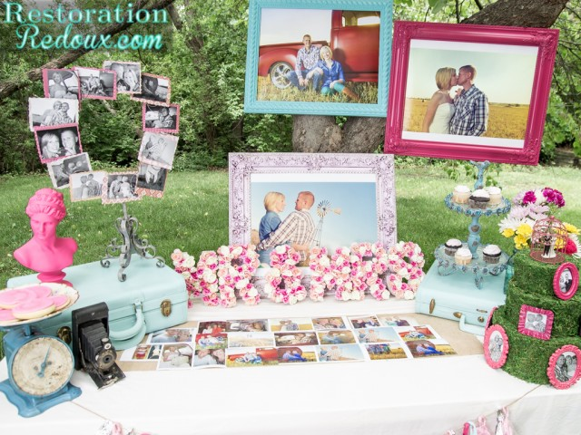 Vintage Chic WeddingShower