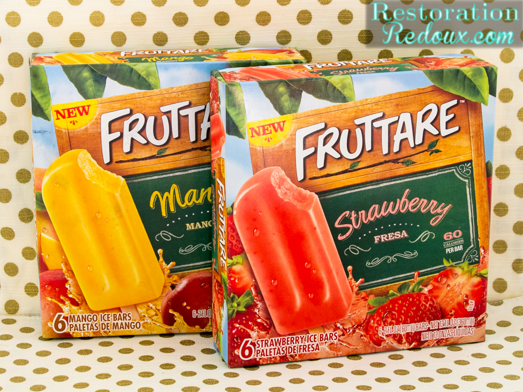 Cooling Off a Hot Summer With Fruttare - Daily Dose of Style