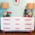 Vintage-Stenciled-Dresser
