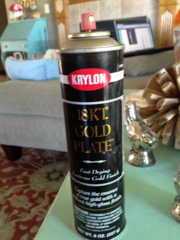Krylon-18KT-Paint