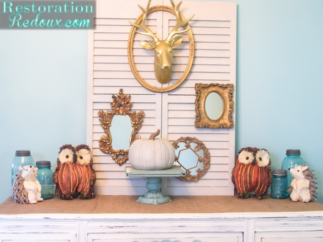 Restoration Redoux's Fall Home Tour