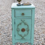 Milkpainted-Side-table