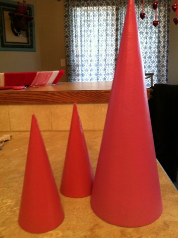Spraypainted-Cones