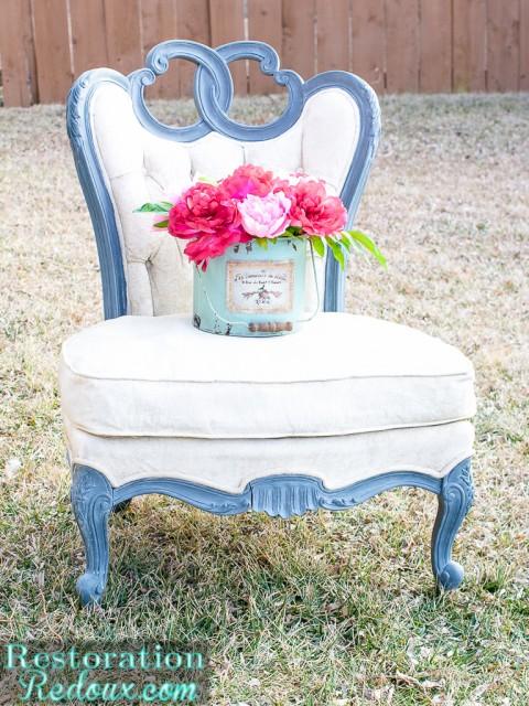 Painted-Vintage-Chair