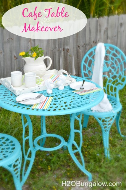 Rustoleum-Blue-Cafe-Table-Makeover-H2OBungalow