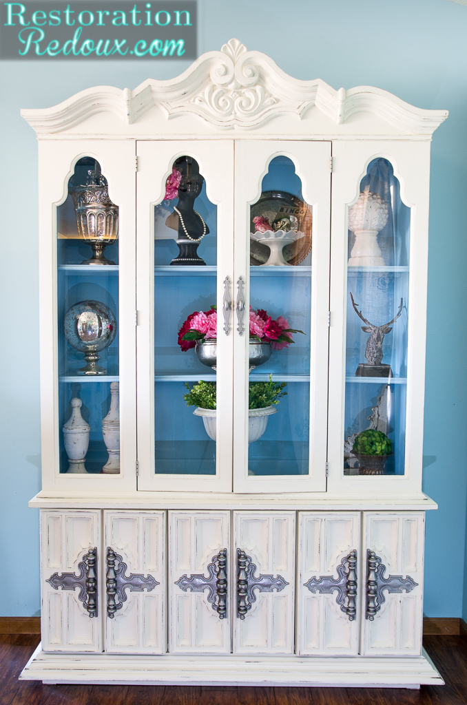 pin chalk with and in china beforechinacabinet pinterest sloan painted on annie graphite cabinet hutch it paint