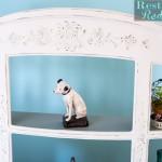 Plaster-Painted-Ivory-Shelf