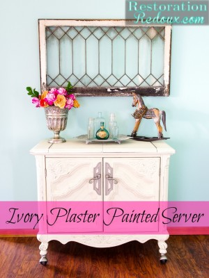 Chalkpainted-Ivory-Server
