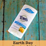 Earth Day with Tom's of Maine
