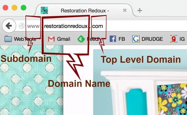 TWT:  Name Your Blog Baby - restorationredoux.com