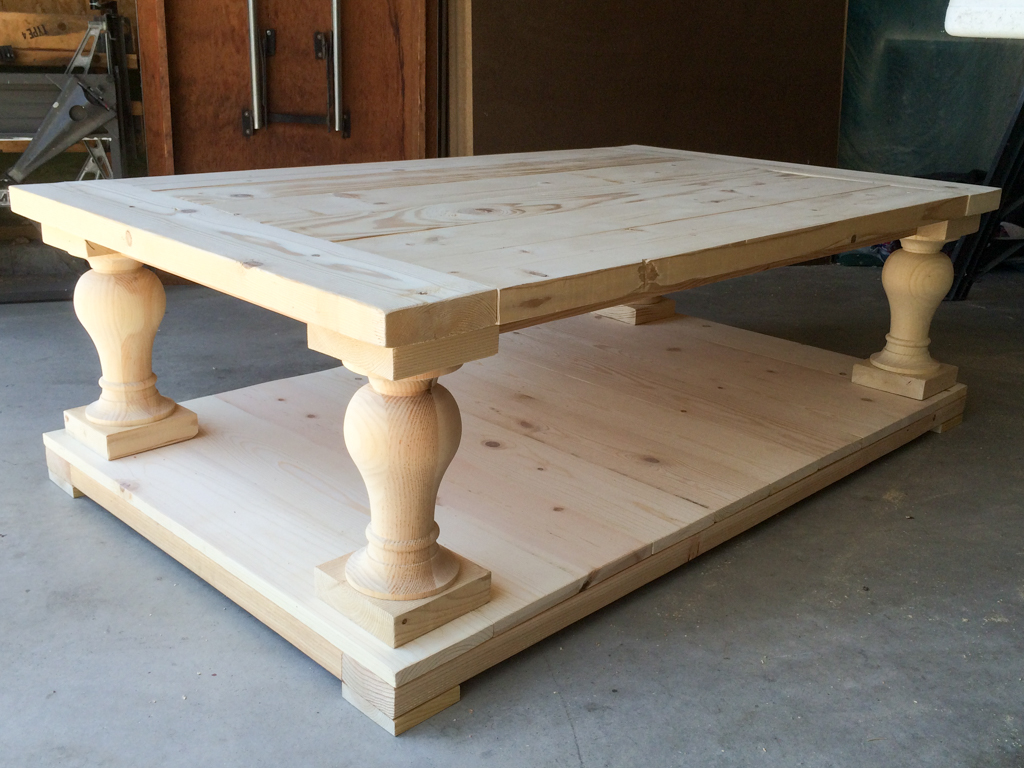 I Built My First Coffee Table And I Still Have All My Fingers Daily Dose Of Style
