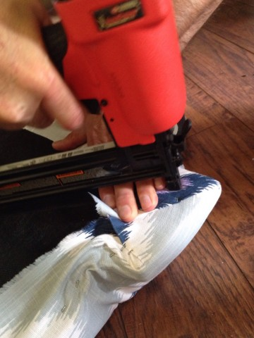 Stapling-Fabric
