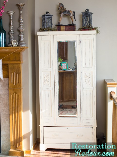 Balsam Hill Welcome Home Summer Tour Armoire