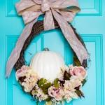 Fall-Floral-Pumpkin-Wreath