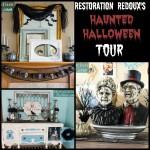Halloween Home Tour 2015