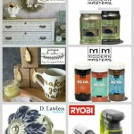 DIY Furniture Makeovers (and a Giveaway!)