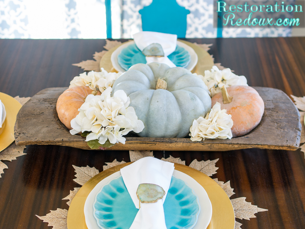 Easy Thanksgiving Centerpiece Daily Dose Of Style