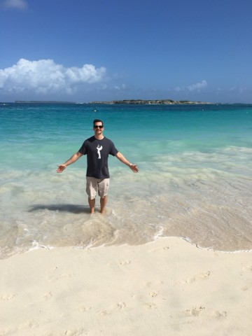 Our Day at St. Maarten